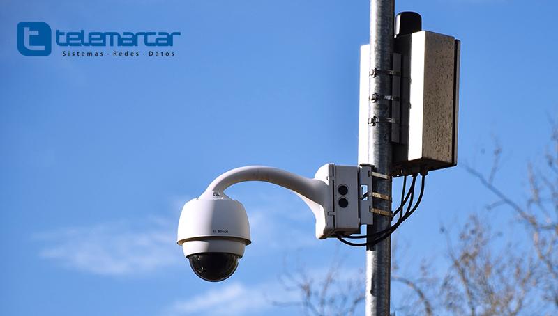 La videovigilancia o CCTV es el segmento más grande de la tecnología de seguridad